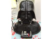 DARTH VADER TELEPHONE. BRAND NEW IN BOX