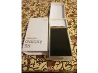 Samsung s6 32gb Gold Unlocked