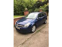 Vauxhall astra 1.7 cdti 2006 low mileage , one year mot