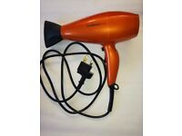 Hair dryer--Sèche-cheveux Stop and Go HomeBeautySense HBS162