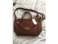 MULBERRY 'WILLOW' BAG. NEW WITH TAGS. MOTHERS DAY GIFT!!!