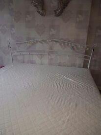 Super kingsize bed frame