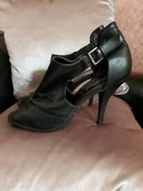 5ffc8a0541a ASOS DESIGN Kassidy heeled thigh high boots