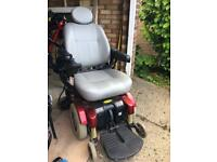 Jazzy Electric Wheelchair 1121