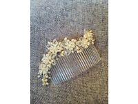 Bridal comb.