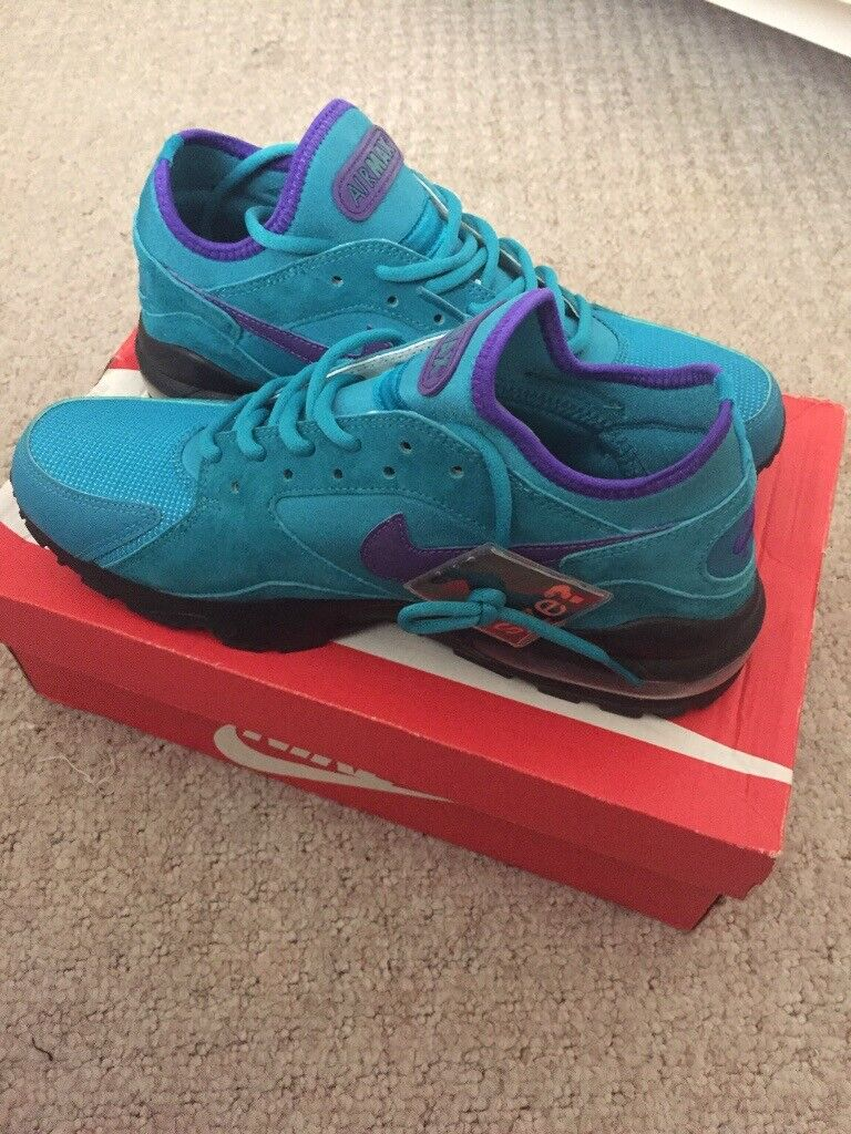 Nike air max 93 tropical teal purple blue | in Oldham, Manchester | Gumtree