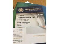 Icc champions trophy 14 June cardiff