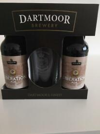 Dartmoor Brewery SAMA 82 Liberation Ale Box Set