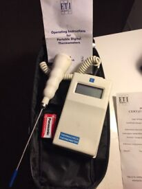 ETI Thermacheck thermometer