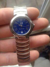 Ladies Dunhill millennium watch