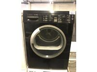 Bosch WTE863B1GB Black Edition 8kg Freestanding Condenser Tumble Dryer