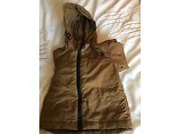 Boys Brown Next Coat 12-18M