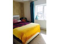 DOUBLE BEDROOM TO RENT IN HOUSE