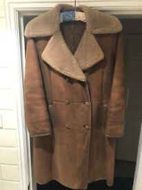 Ladies Morlands Sheepskin Coat