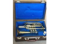 Lovely Cornet for sale B&S sonora in Bb