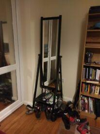 Ikea full length adjustable mirror