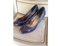 Womens size 6 heels