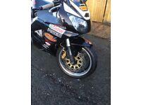 Honda cbr fireblade, low miles, 900cc poss swap px!