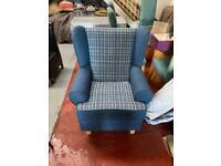 Fantastic hard back chair