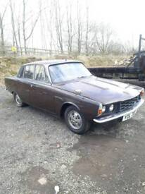 1972 rover p6 3500 automatic easy Project