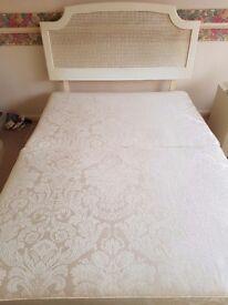 Vi Spring Divan Bed (Double)