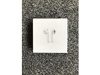 Genuine Apple AirPods Brand New Sealed