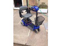 Shoprider Wispa mobility scooter
