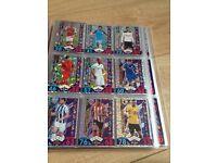 271 Premier League match Attax Cards