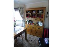 Oak Furniture Land Welsh Dresser.