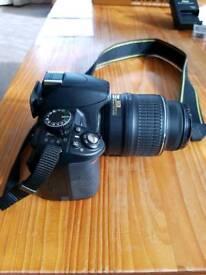 Nikon D3100 DSLR Camera with 18-55 VR Kit
