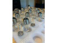 30x E27 Vintage Style LED Bulbs - £30