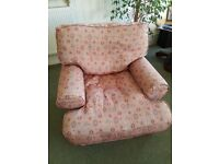 Easy chair Free to uplift