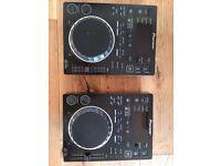 Pioneer CDJ 350 pair