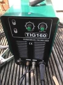 Rehmann DC TIG 160A Welder