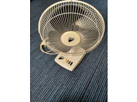 Desktop Fan - 3 speed