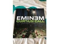 Eminem curtain call