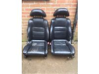 Toyota Mr2 mk2 leather seats