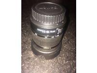 Canon Lens EFS 18-55mm