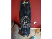 O'brien wake board