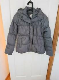 Girl's Grey winter jacket