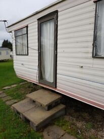 Static caravan abi cutation 35 foot x 12 foot