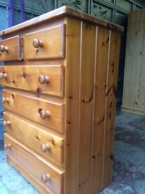 Large Pine Drawers