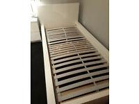 IKEA Malm Single Bed Frame.