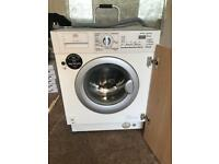 Aeg Electrolux washer dryer intergrated