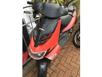 Aprilia sr50 2003 one owner from new