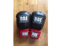 BBE 16oz Boxing Gloves