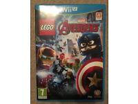 Lego Marvel Avenges Wii U