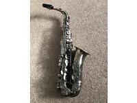 Vintage Alto Saxophone.