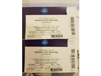 Queens of the stoneage tickets x2 £85