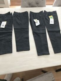 School trousers brand new age 3-4yrs